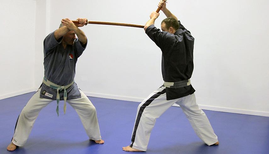 Yoseikan tecniche bokken