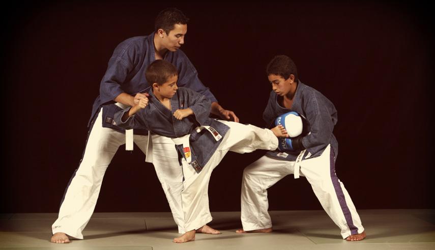 Arti marziali per bambini