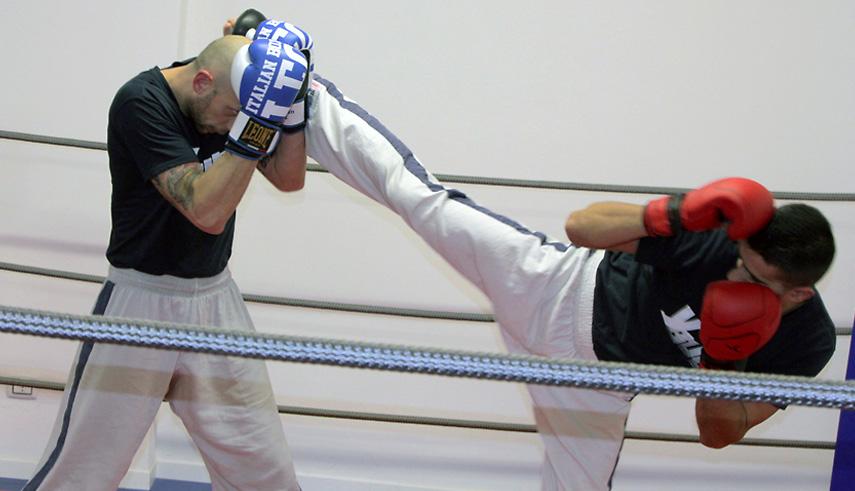 Kick boxing Milano